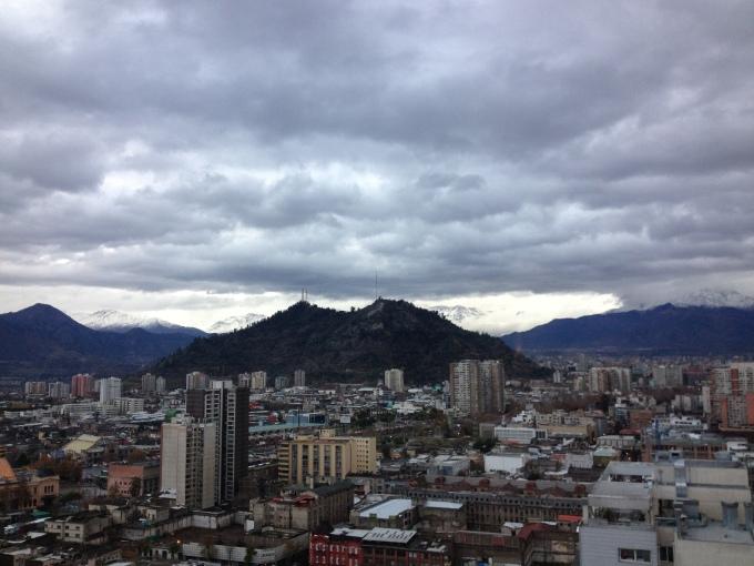 East Santiago, Cerro San Cristobal