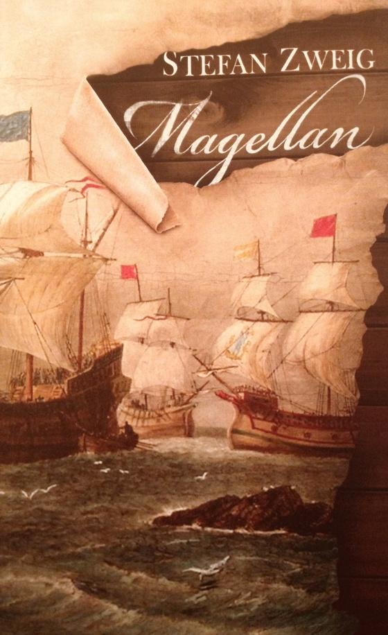 Zweig, Magellan, cover