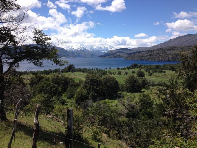 Lake Cochrane, Cochrane, Chile