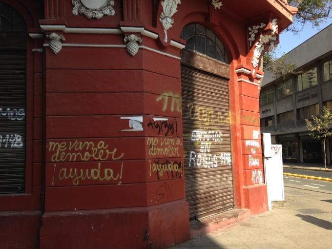 Edificio Protección Mutua de los Empleados Públicos de Chile