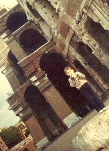 Bravo Family in Rome (October 1980)