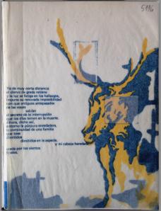 Godofredo Iommi, Ocho de enero de mil novecientos setenta y seis. Valparaíso: Taller Imprenta Escuela de Arquitectura UCV, 1977.