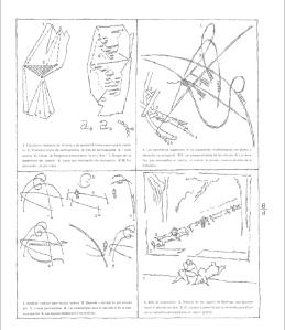 Sketches of Monumento Athenea. Escuela de Arquitectura Universidad Católica de Valparaíso, Amereida Travesías 1984 a 1988. Viña del Mar: Taller de Investigaciones Gráficas, Escuela de Arquitectura UCV, 1991.