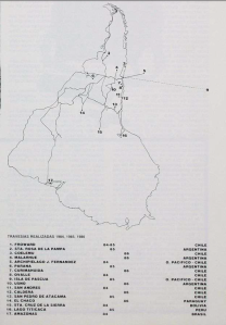 1984-1986 School of Valparaíso Travesías, Revista CA 47 (March 1987): 57.