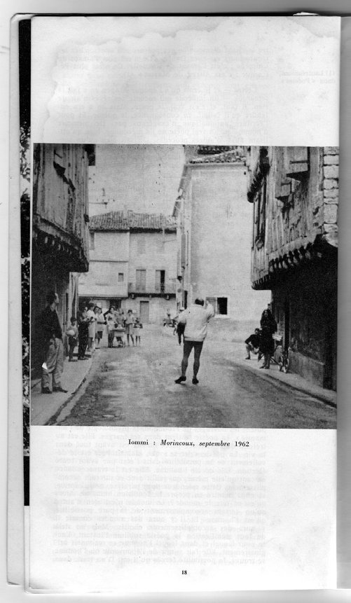 Godofredo Iommi: Morincoux, September 1962. Printed in Ailleurs 1 (1963), 18.