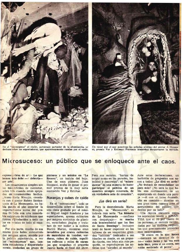 La Menesunda, Atlántida (Buenos Aires), 1965. Source: ICAA/MFAH (http://icaadocs.mfah.org).